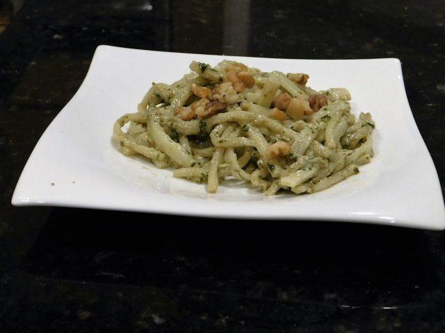 Palmini alla Pesto (105 – 285 Calories)