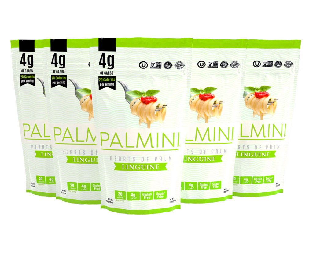 Palmini Pasta | Low Carb Pasta | Sugar Free and Gluten Free